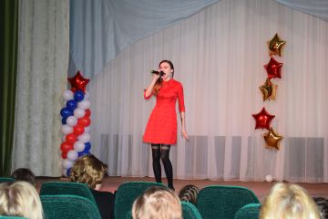 12 июня в Глинковском   культурно-просветительном   центре  им А.А.Шаховского    состоялся  праздничный  концерт  «Моя страна – моё богатство»   Наша добрая Смоленщина